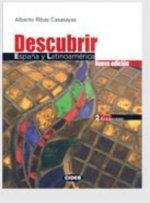 DESCUBRIR ESPANA Y LATINOAMERICA + CD
