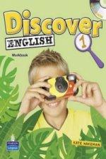 Discover English 1 Pracovní sešit + CD-ROM