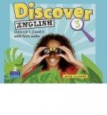 Discover English 3 Class Audio CD