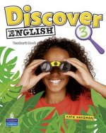 Discover English 3 Teacher's Book (with Test Master CD-ROM)