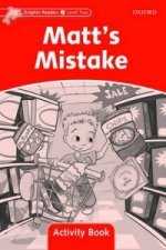 Dolphin Readers Level 2: Matt's Mistake Activity Book