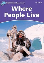 Dolphin Readers Level 4: Where People Live