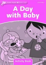 Dolphin Readers Starter Level: A Day with Baby Activity Book