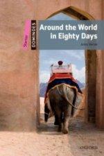 Dominoes Starter (New Edition) Around World In 80 Days + MultiROM Pack