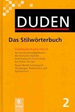 DUDEN Band 2 - DAS STILWÖRTERBUCH (9. Auflage)