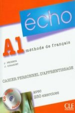 ECHO A1 CAHIER PERSONNEL + CD