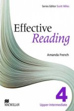 Effective Reading 4 - Upper Intermediate Student Book