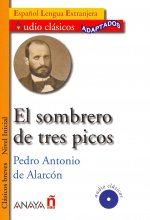 El sombrero de tres picos + Audio CD