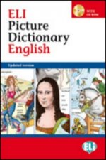 ELI PICTURE DICTIONARY OF ENGLISH + CD-ROM