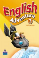 English Adventure Level 3 Activity Book