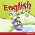 English Adventure Starter A Songs