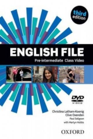 English File third edition: Pre-intermediate: Class DVD