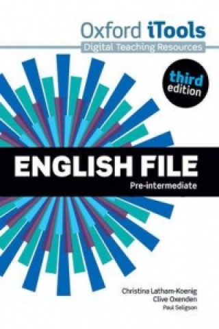 English File third edition: Pre-intermediate: iTools