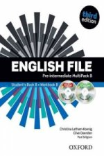 English File: Pre-intermediate: Multipack B with iTutor and iChecker