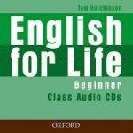English for Life: Beginner: Class Audio CDs