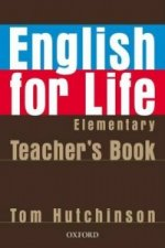 English for Life: Elementary: Teacher's Book Pack