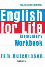 English for Life: Elementary: Workbook without Key