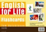 English for Life: Intermediate: Flashcards