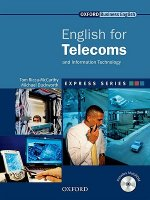 Express Series: English for Telecoms Student's Book and Multirom Pack