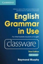English Grammar in Use Intermediate Level Classware DVD-ROM with Answers