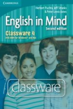 English in Mind 4 (2nd Edition) Classware DVD-ROM