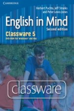 English in Mind 5 (2nd Edition) Classware DVD-ROM