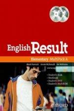 English Result: Elementary: English Result Elementary Multipack A