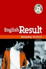 English Result Elementary: Workbook with Answer Booklet and MultiROM Pack