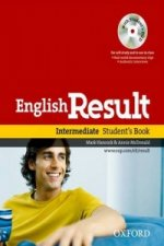 English Result: Intermediate: Student's Book with DVD Pack
