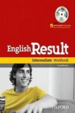 English Result Intermediate: Workbook with MultiROM Pack