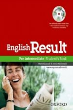 English Result Pre-intermediate: Student's Book with DVD Pack