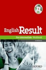 English Result: Pre-Intermediate: Workbook with Answer Booklet and MultiROM Pack
