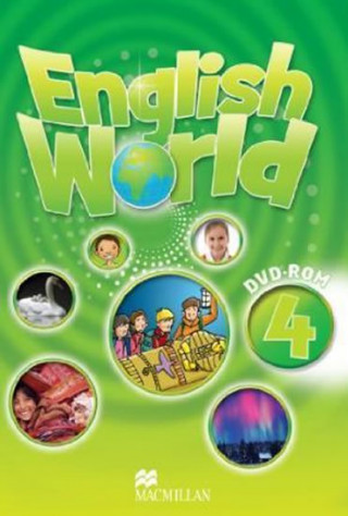 English World 4 DVD-ROM