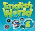 English World 6 Audio CD