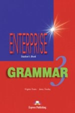 Enterprise 3 Pre-Intermediate Grammar Student's Book