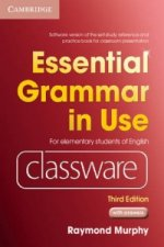 Essential Grammar in Use Elementary Level Classware DVD-ROM with answers