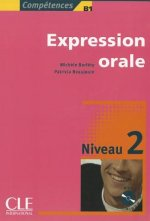 EXPRESSION ORALE 2 + CD AUDIO