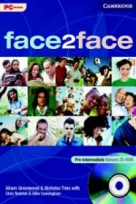 face2face Pre-intermediate Network CD-ROM