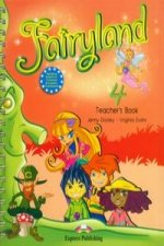Fairyland 4 -  Teacher's Book with Posters (interleaved)