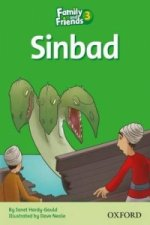 Family and Friends: Readers 3: Sinbad