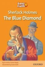 Family and Friends Readers 4: Sherlock Holmes and the Blue Diamond