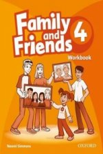 Family and Friends 4: Workbook