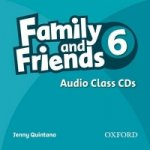 Family & Friends 6 Audio Class CD