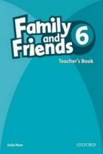 Family and Friends 6: Teachers Book