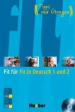 Fit für Fit in Deutsch 1 und 2, m. Audio-CD