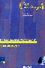Fit fürs Goethe-Zertifikat A1, m. Audio-CD