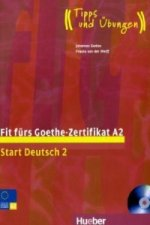 Fit fürs Goethe-Zertifikat A2, m. Audio-CD