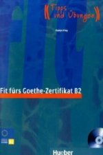 Fit fürs Goethe-Zertifikat B2, m. Audio-CD