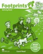 Footprints 4 Activity Pack Pack B1