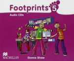 Footprints Level 5 Audio CD